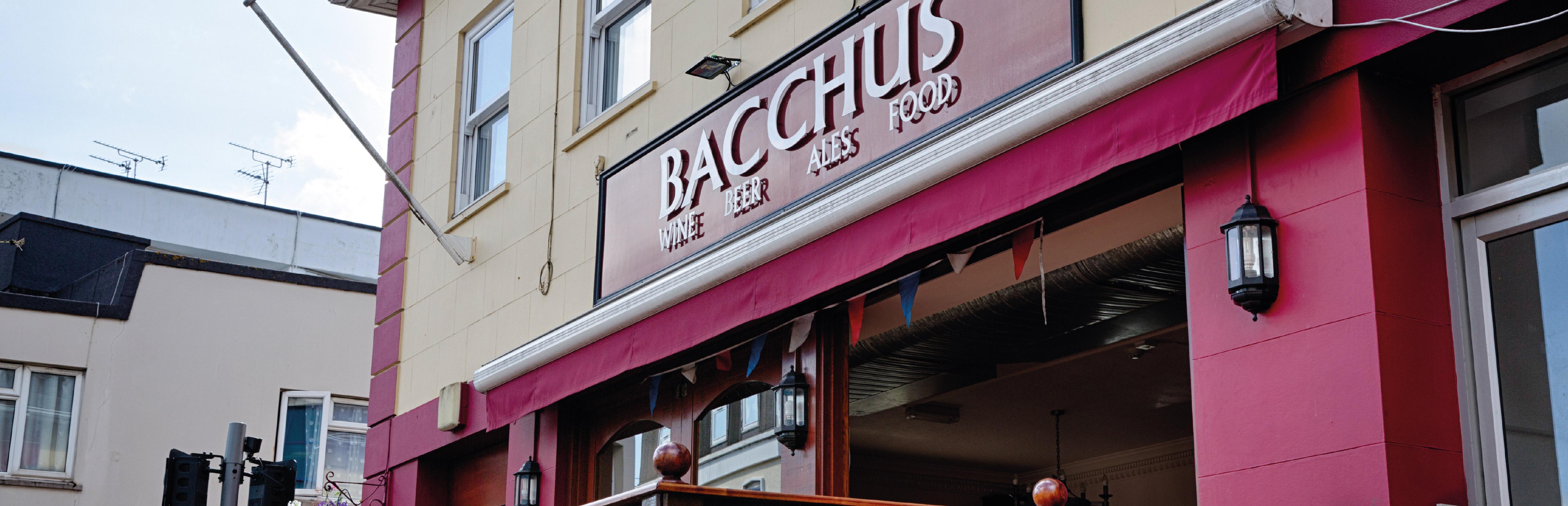 Randalls Bacchus Bar Jersey