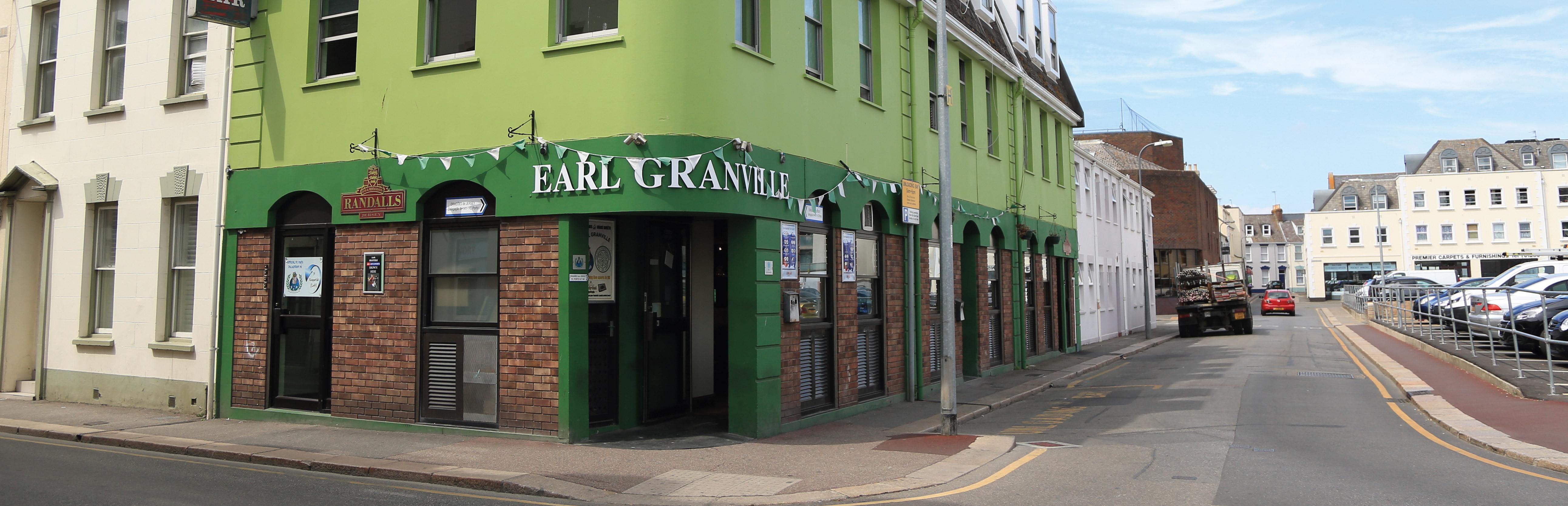 Randalls Earl Granville Pub Jersey