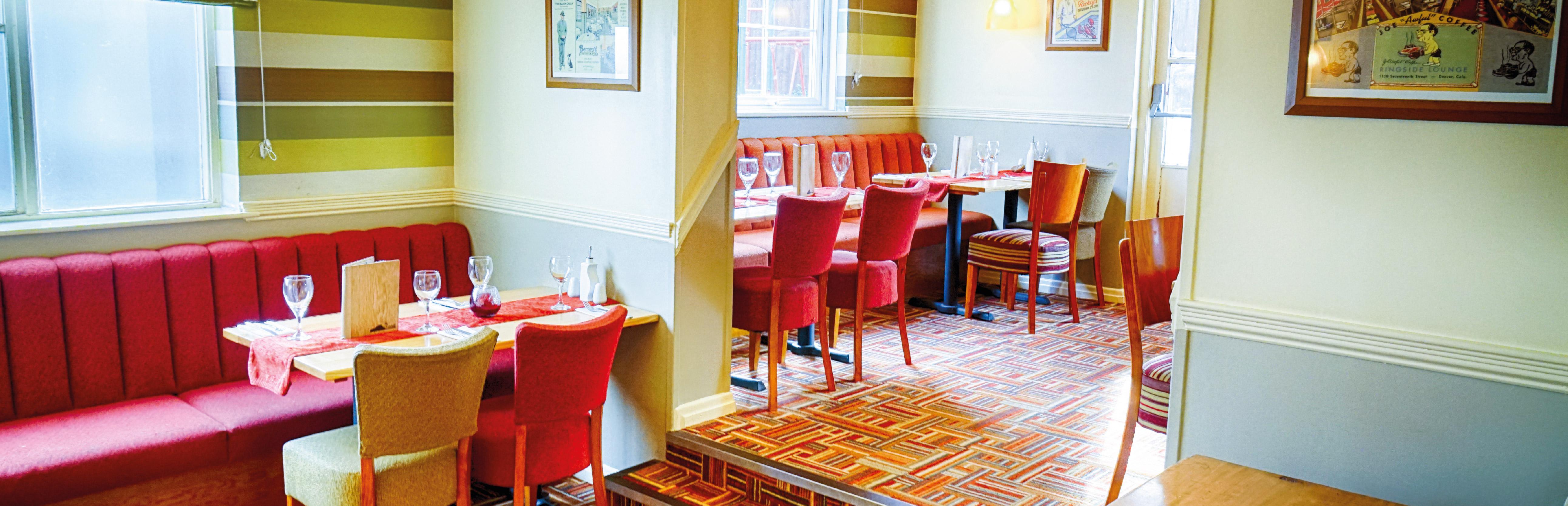 Randalls The Pembroke Pub and Restaurant Jersey
