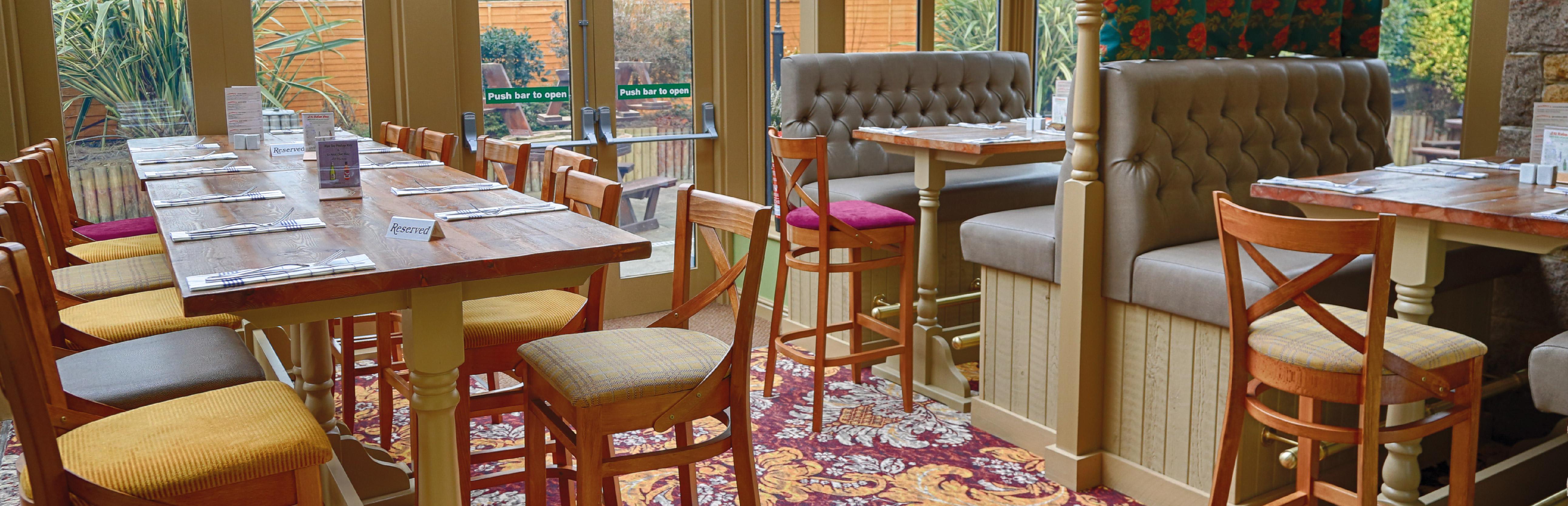 Randalls The Portelet Inn Pub and Restaurant