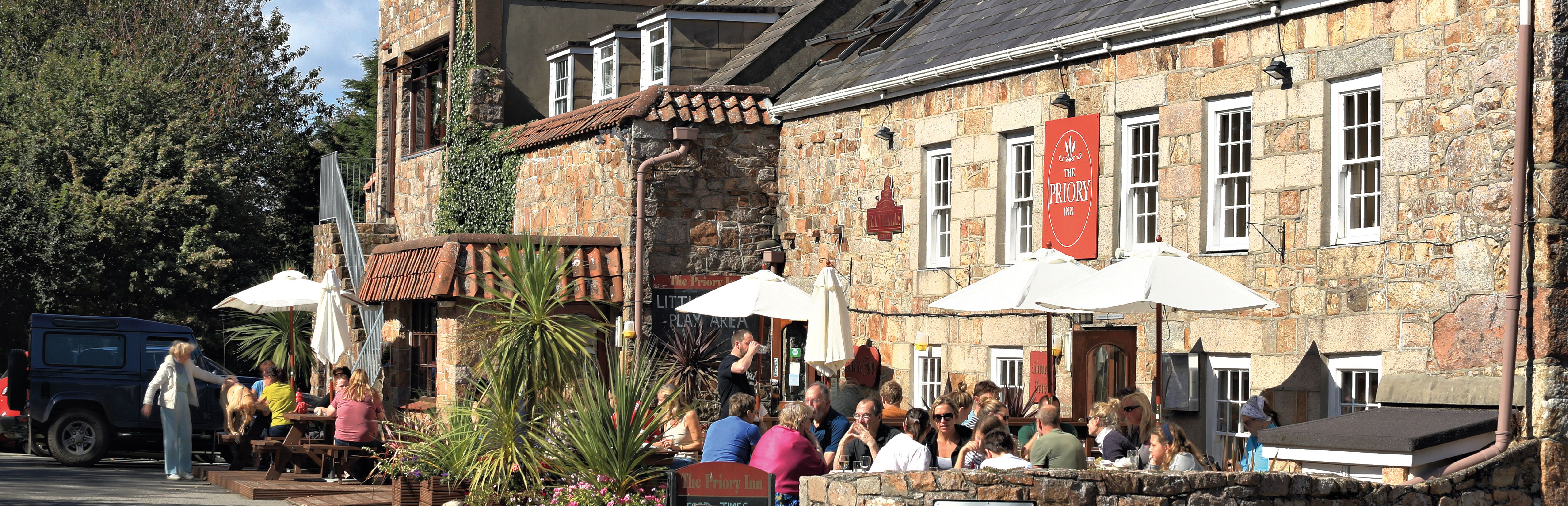 Randalls The Priory Inn Pub and Restaurant Jersey