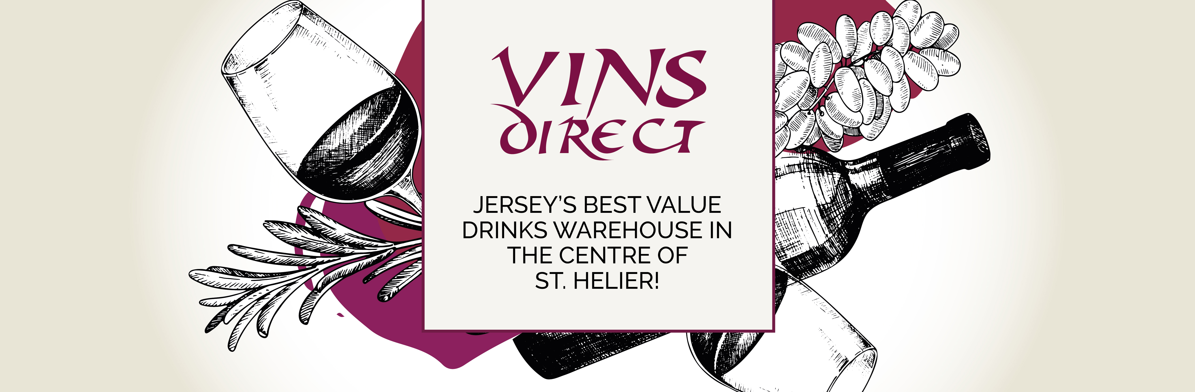 Vins Direct Home Banner