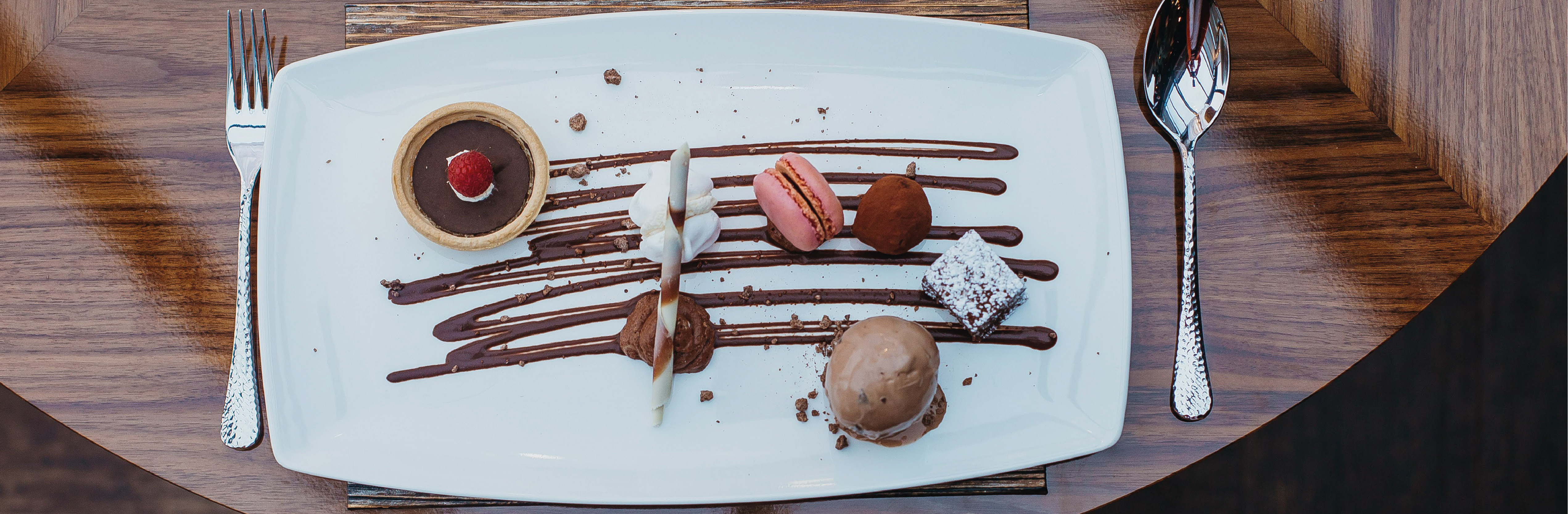 The Anchor Club Assiette of Chocolate-01
